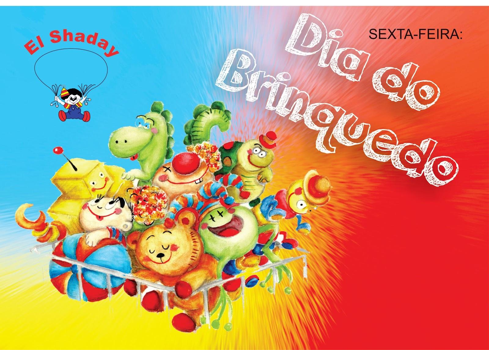 O Dia do Brinquedo é sempre especial ead9417d07416
