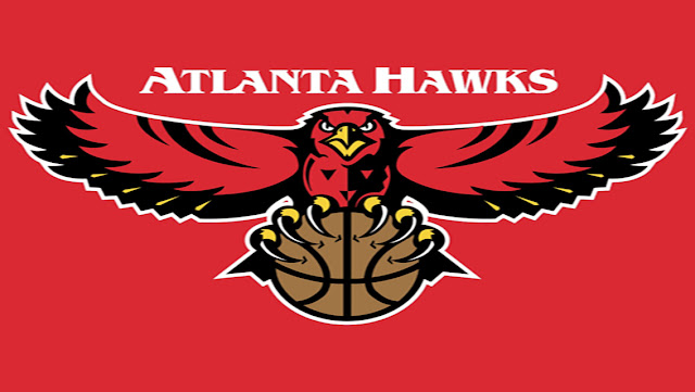 Eastern NBA Team Logo Wallpapers for iPhone 5 - Atlanta Hawks