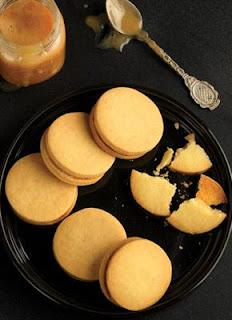 Resep Kue Kering Cookies Karamel