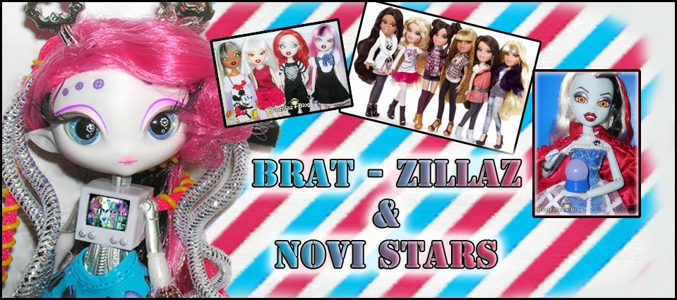 Brat - Zillaz & Novi Stars ◕‿‿◕