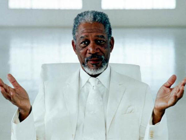 Morgan Freeman - adictamente.blogspot.com