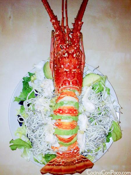 Cena menu nochevieja 2009