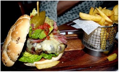 Glamburger Burger Termahal Sekali Didunia Berharga Rm 5781 78