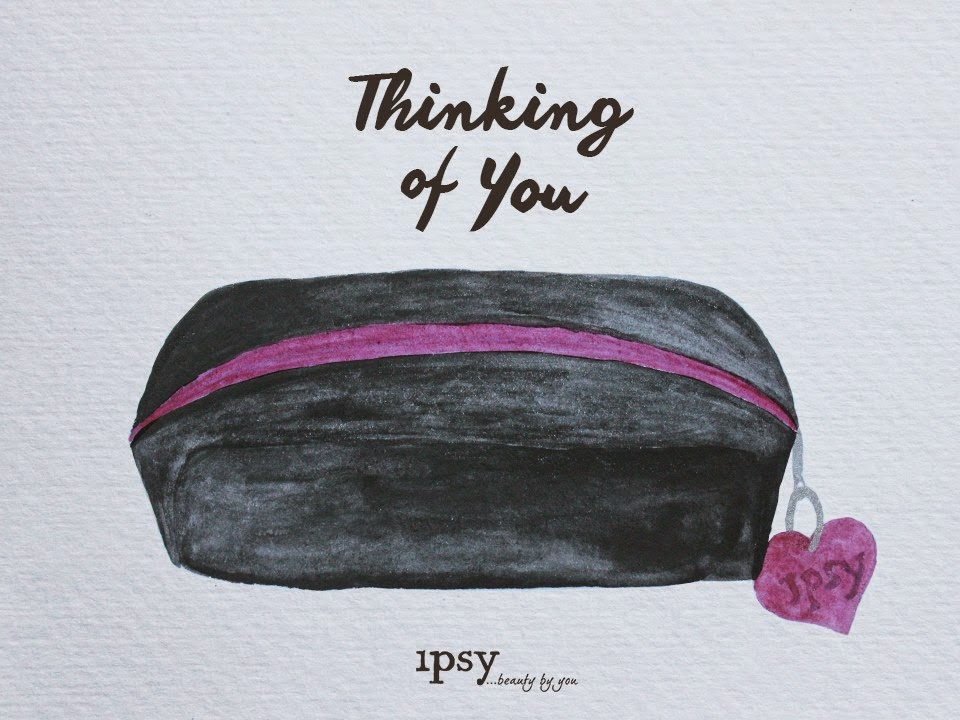 ipsy, december 2014, sneak peek