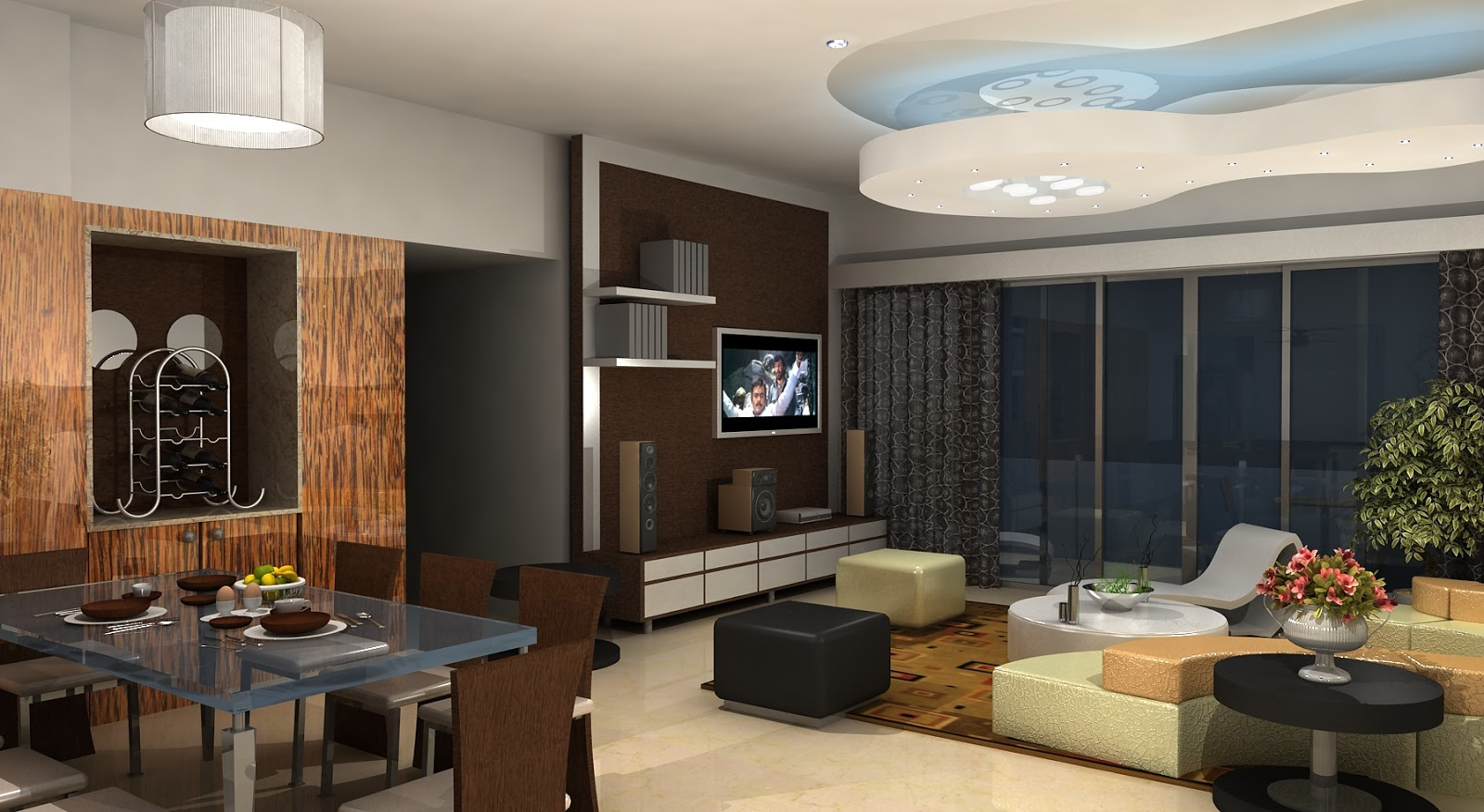 Interior Design For Apartments Bangalore