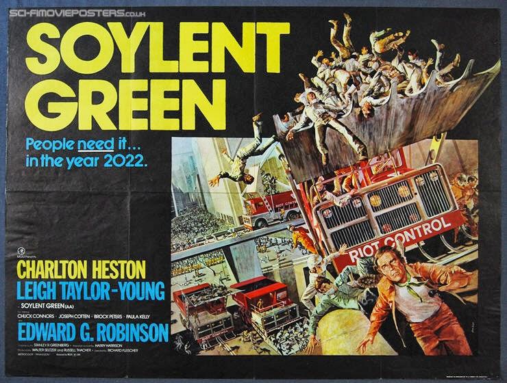 Phoenix aquua monsanto the new soylent corporation for Soylent green