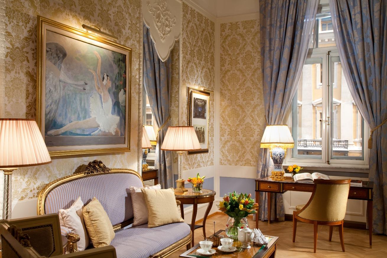 Grand Hotel Europe St Petersburg Russia Fatallyborn