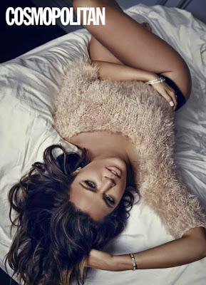 Khloe Kardashian Cosmopolitan UK Magazine February 2015