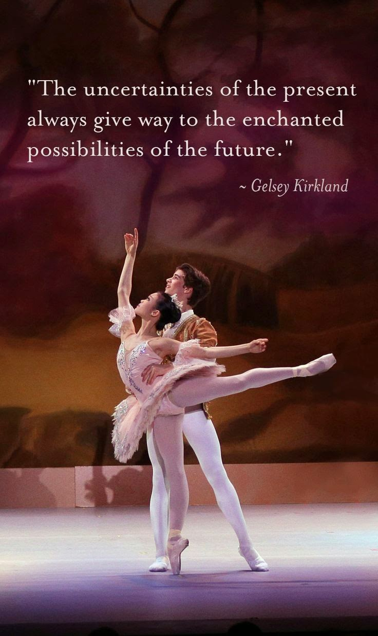 Dance quotes, quotes and ballet