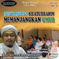 MENYAMBUNG SILATURRAHIM MEMANJANGKAN UMUR VOL. 2