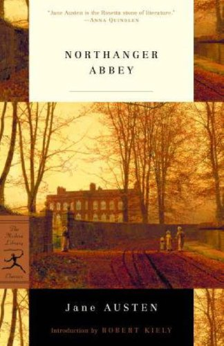 quot northanger abbey is jane