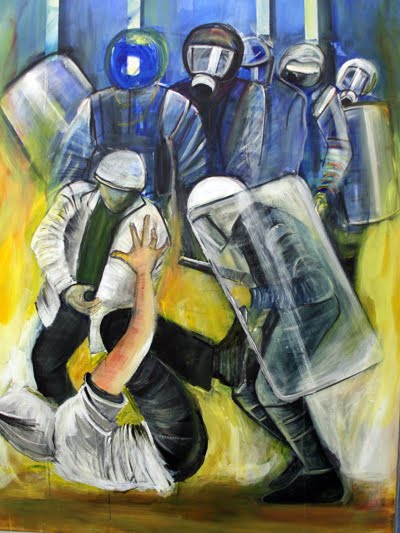 Μαρία Τσινιά – Ροκ, Τέχνη και Πέτρες ενάντια στην Εξουσία