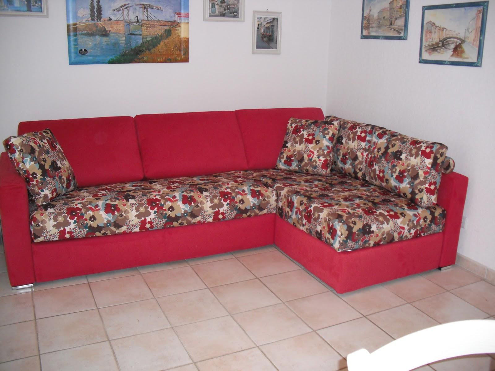 Divani e divani letto su misura divano letto zeus su for Divano letto dimensioni ridotte