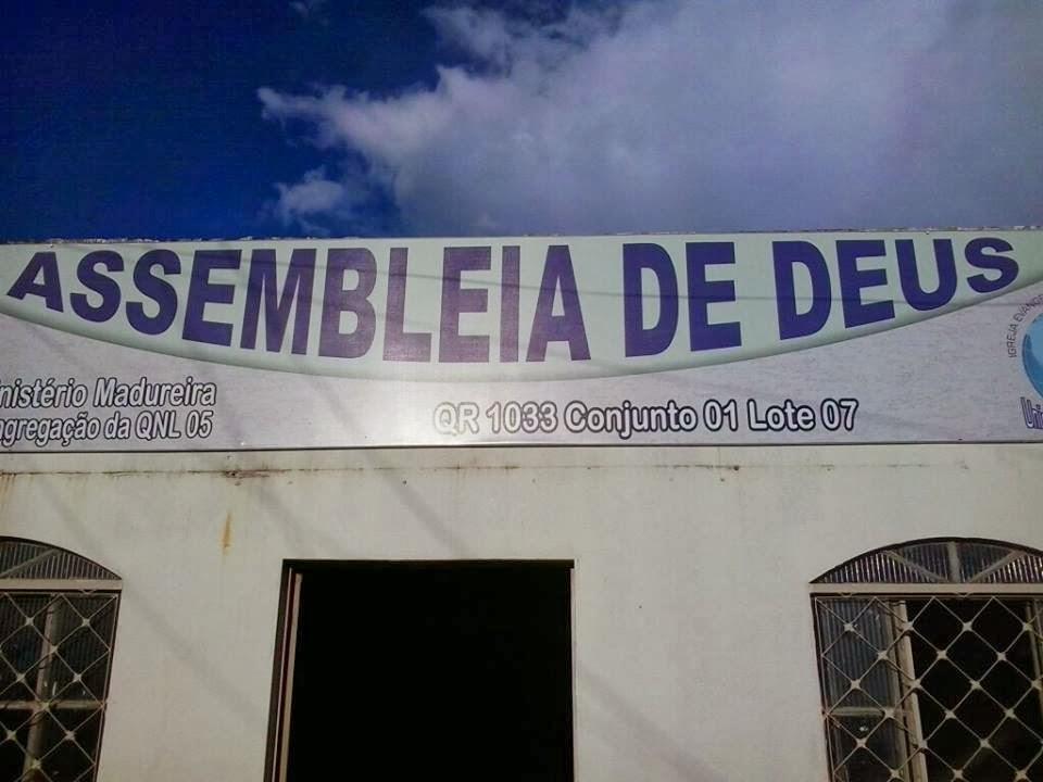 Congregação da 1033 de Samambaia