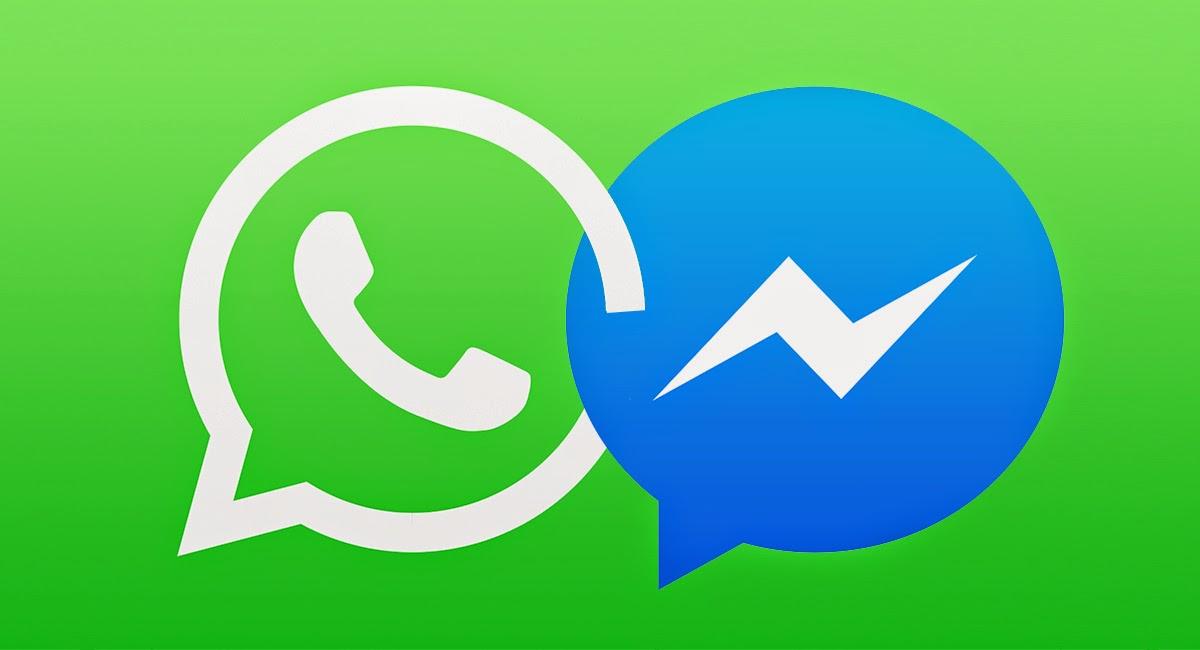 massanger and whatsapp