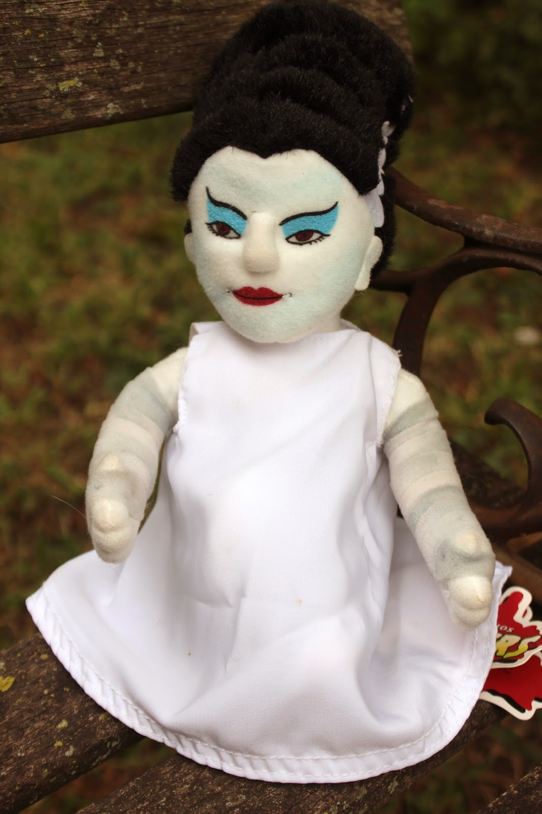 PLANET OF THE DOLLS: Doll-A-Day 279: Happy Halloween! It's ...