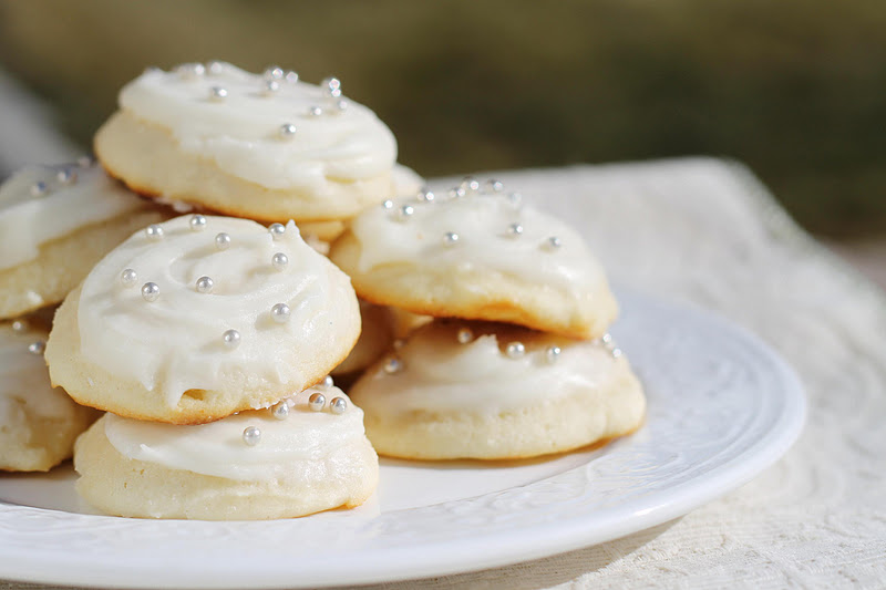 Step by Step Gourmet: Meyer Lemon Ricotta Cookies