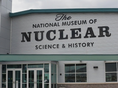 A Visit To The National Museum Of Nuclear Science And History