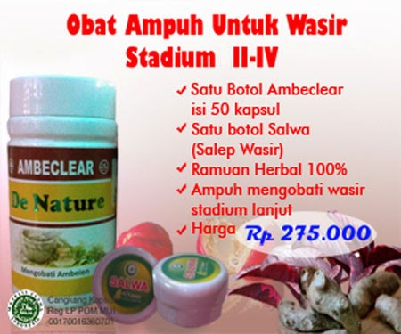 Image Resep Obat Ambeien Ambeclear