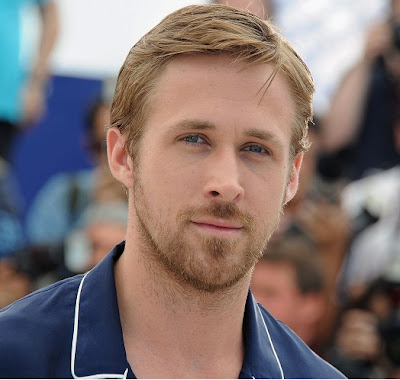 RYAN GOSLING CASUAL SHORT HAIRSTYLES
