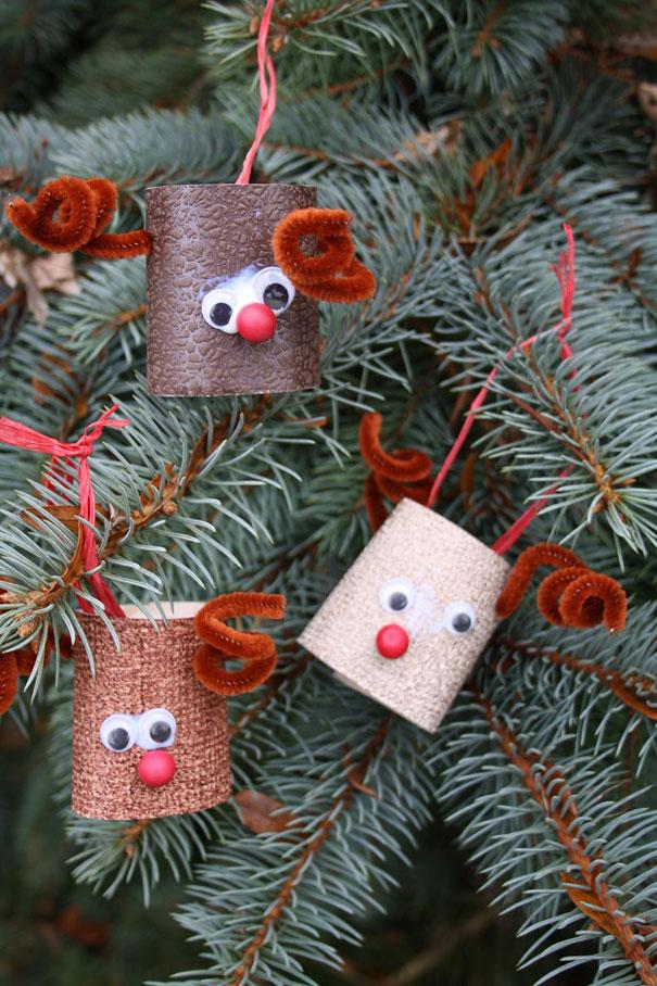 Aprende a hacer adornos de navidad con chatarra for Adornos de navidad baratos