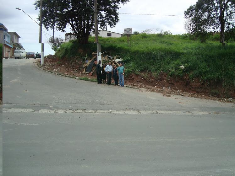 Campo Missionário em Osasco/SP - Missº Josiran Soares e esposa Irmã Aritana.
