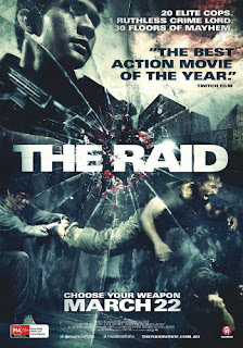 Đột Kích - The Raid: Redemption