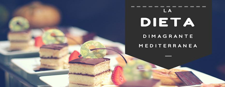 Dieta Dimagrante Mediterranea