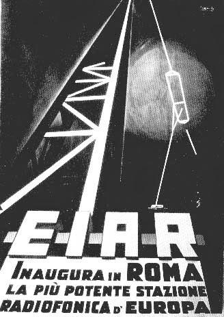 90 anni fa la prima trasmissione radiofonica in Italia