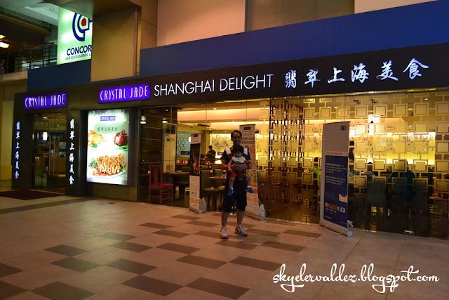 Crystal Jade Shanghai Delight Weekday Dimsum Buffet
