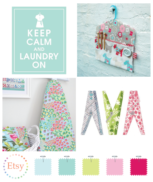 Cute Laundry on Etsy