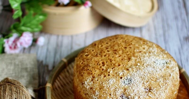 Com Aluminium My Chin Lai : Bakericious gula melaka ma lai ko steamed sponge cake 椰糖馬来糕