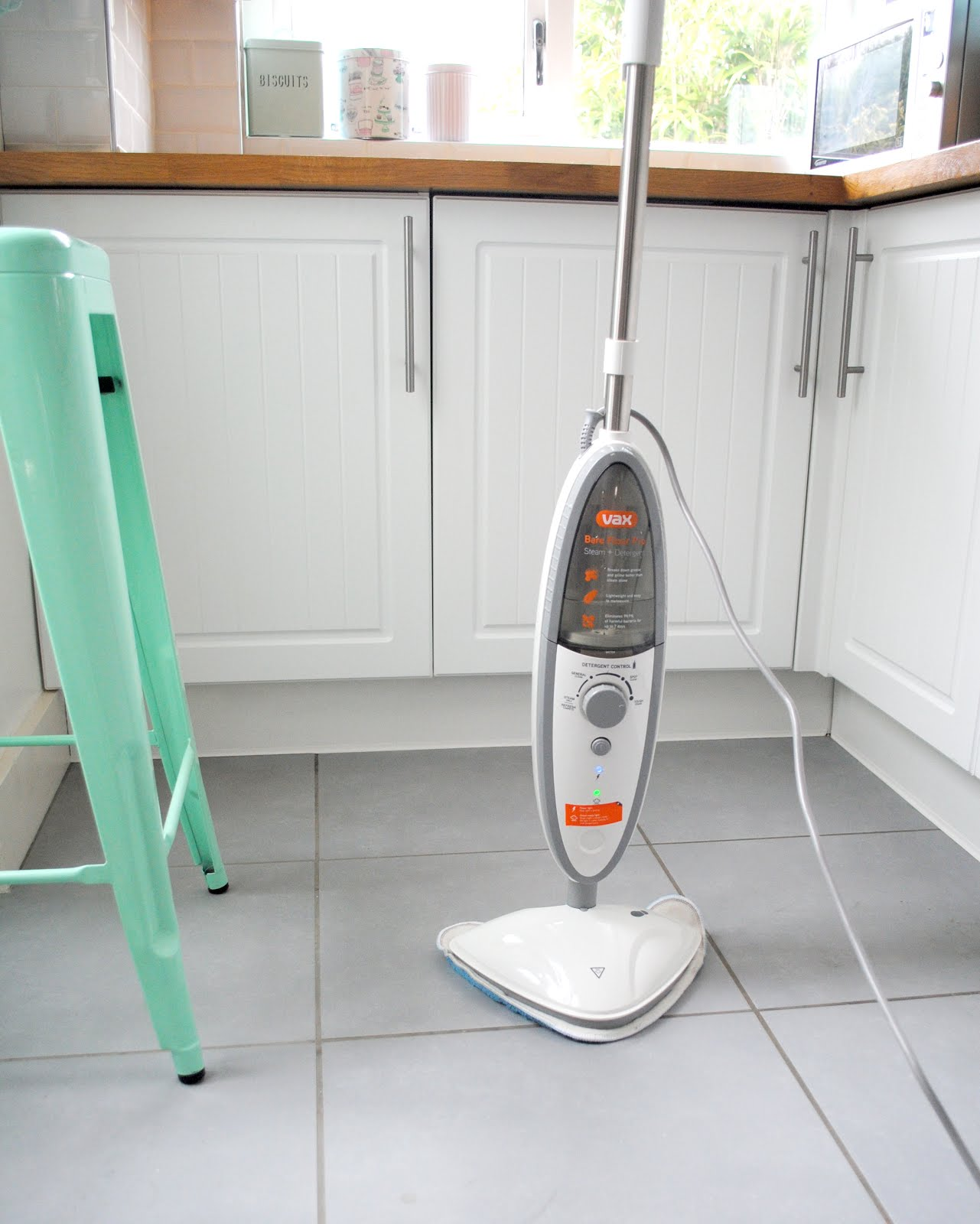 Vax S2S-1 Steam Mop With Detergent