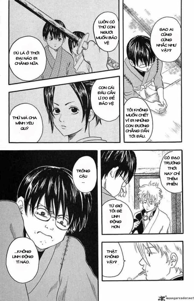 Gintama Chap 1 - Trang 35