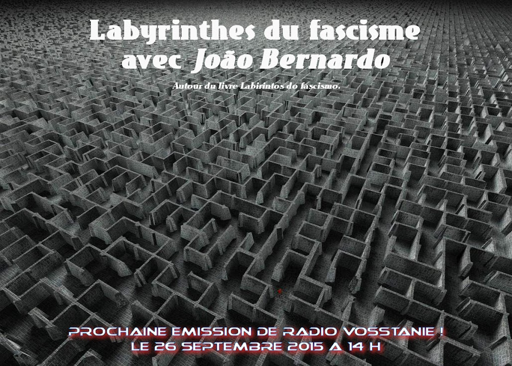 Labyrinthes du fascisme