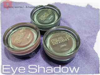 Maybelline Color Tattoo 24 Hour Gel Eye Shadow