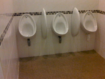 Public Toilettes St Pierre Hotel Guernsey