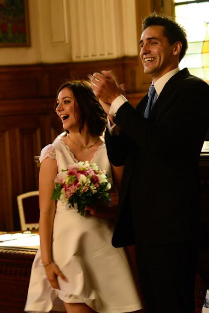 mariage, T & V, paris, montmartre, juin