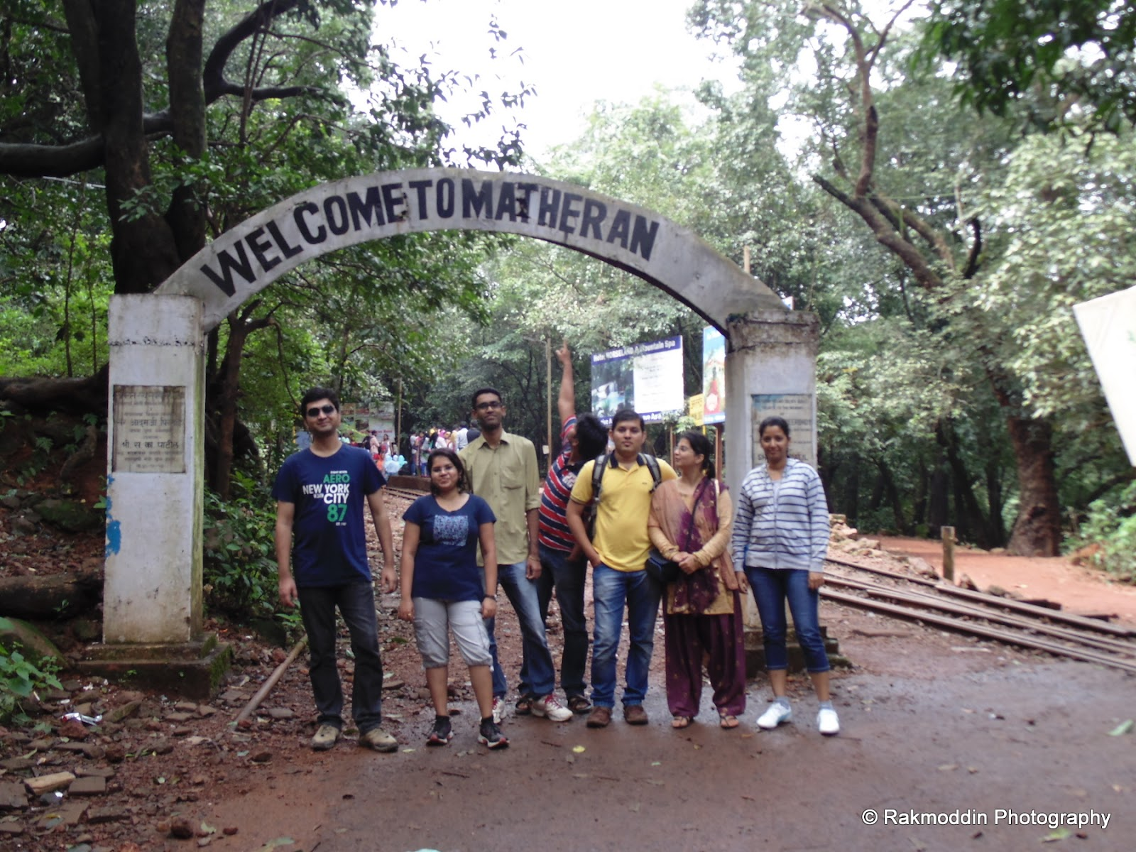 Matheran A Picturesque Hill Station Of Maharashtra