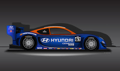 Hyundai and Rhys Millen reunite, will return to Pikes Peak with new RWD racer, Genesis Coupe