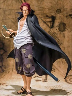 ONE PIECE FIGUARTS ZERO SHANK CLIMAX