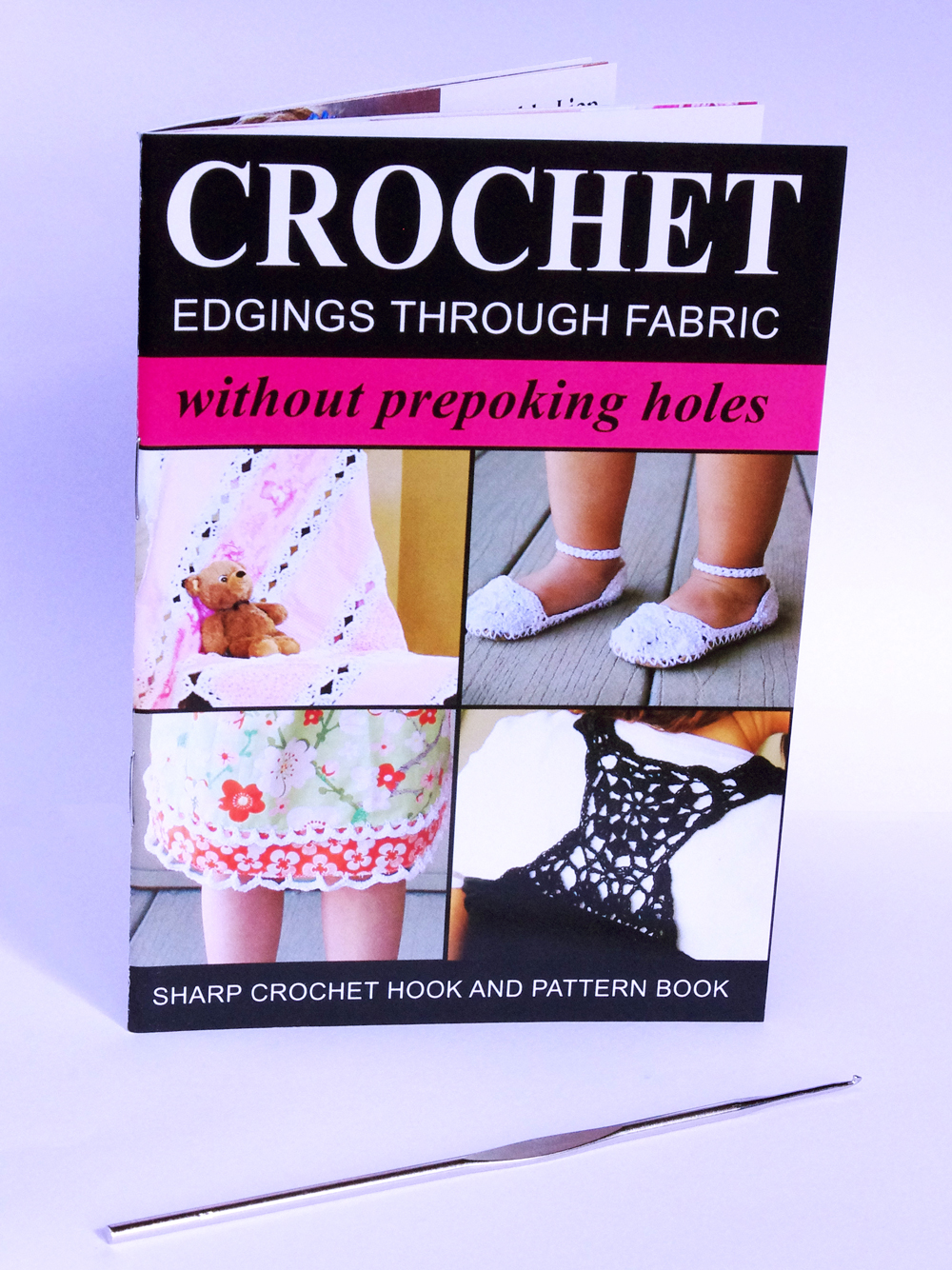 Book Cover Crochet Hook ~ How to make real money crocheting u hooked on tilly