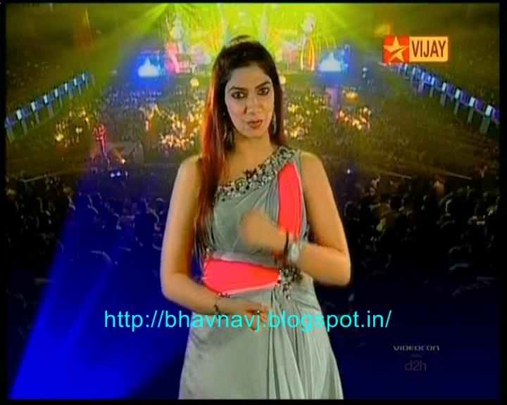 Bhavna In Vijay Tv Specials