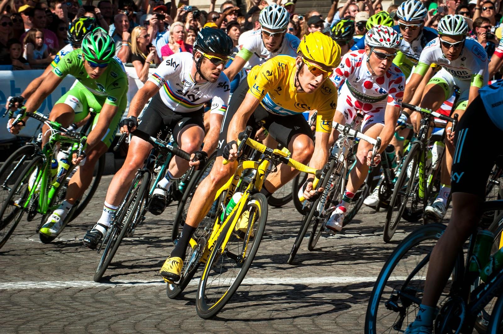 Tour De France 2015 Jersey