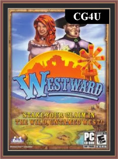 Westward Game Cover, Poster
