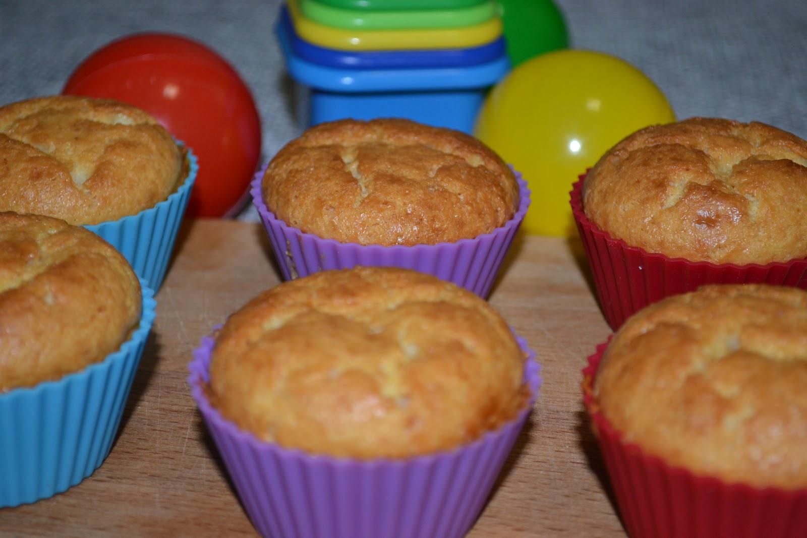 Рецепт кекса на твороге