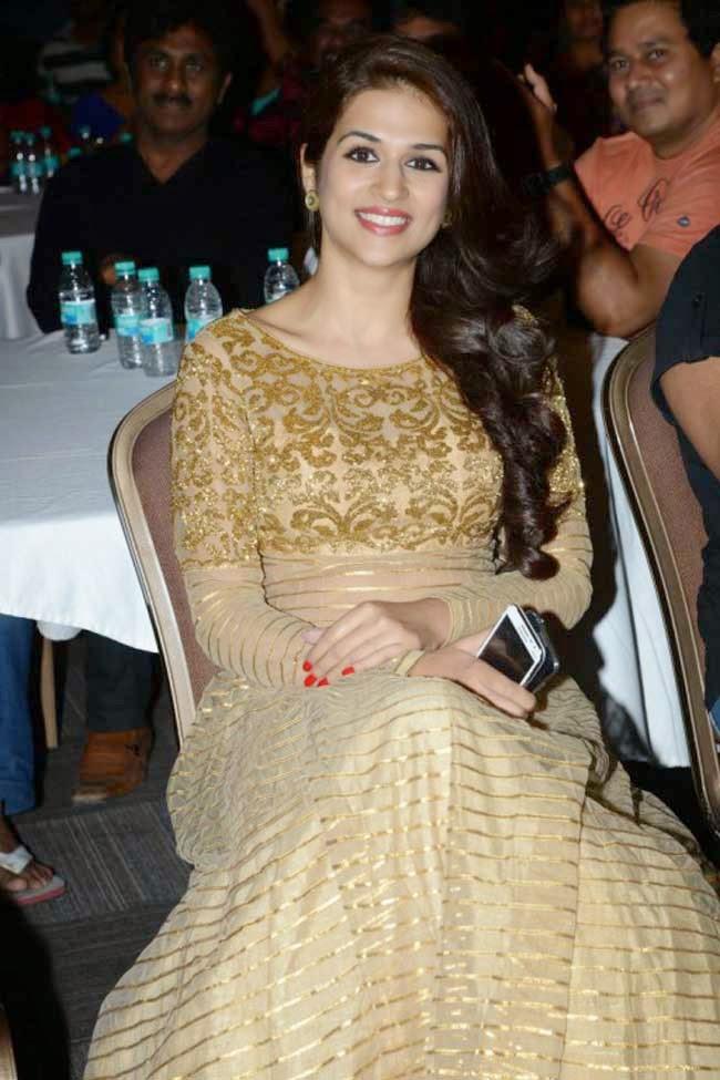 Shraddha Das at Superstar Kidnap Movie Audio Launch