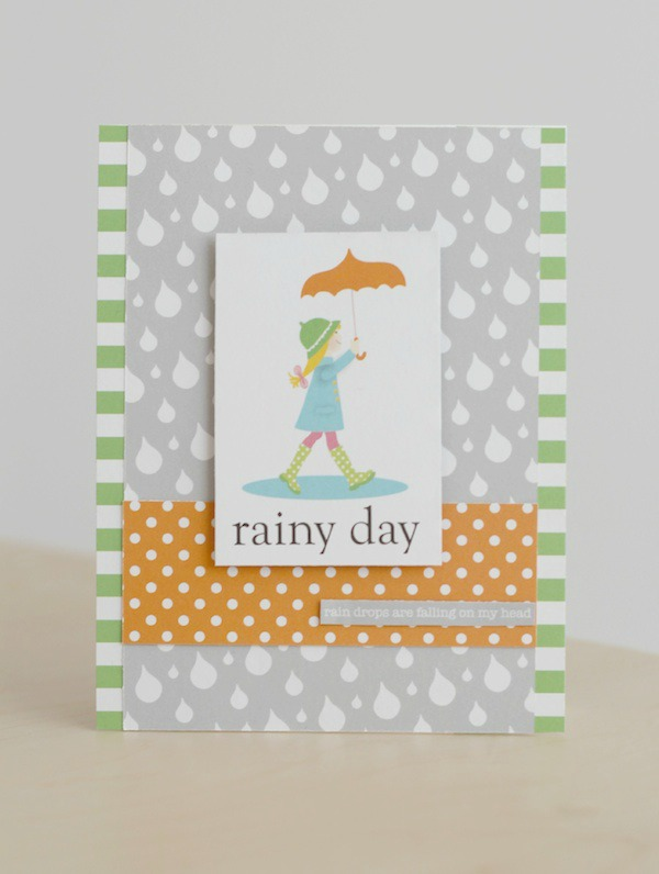Amy Tsuruta Chickaniddy Crafts Spring Projects card