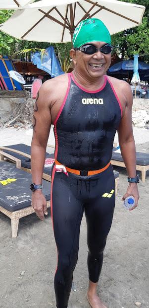 Bali 10km Charity Swim