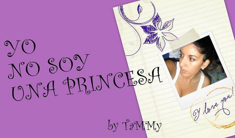 Yo no soy una princesa